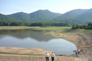 Hồ chứa ở Nam Trung bộ vẫn đang 'đói' nước