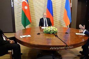 Tổng thống Putin điện đàm về Armenia-Azerbaijan, Thổ đứng ngoài?