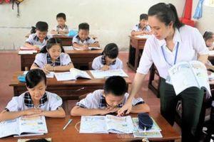 Điều chỉnh dạy học chương trình lớp 1 để phù hợp với học sinh