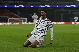 Rashford tỏa sáng, M.U đánh bại PSG ngay trên đất Pháp