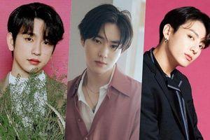 6 nam thần K-Pop là người theo chủ nghĩa lãng mạn khiến fan nữ đổ 'rầm rầm'