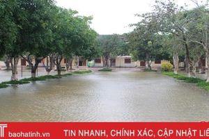 Học sinh 270 trường học ở Hà Tĩnh đi học trở lại