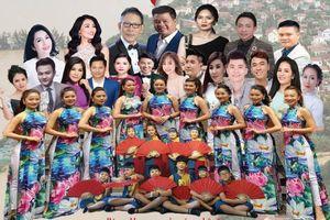 Dàn nghệ sĩ nổi tiếng biểu diễn gây quỹ ủng hộ người dân vùng lũ