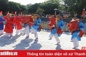 Đặc sắc các tiết mục trình diễn tại Liên hoan văn hóa các dân tộc tỉnh Thanh Hóa lần thứ XVIII