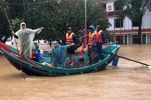 Đội cứu hộ Ngư Thủy
