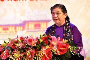 'Phải xây dựng Thừa Thiên - Huế thành thành phố trực thuộc Trung ương, trung tâm của vùng và cả nước về văn hóa, du lịch...'