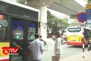 Đến 2030, trên 80% người dân trung tâm Hà Nội có thể tiếp cận xe buýt
