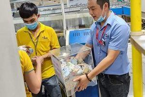 Đồng Nai: Quyên góp hỗ trợ đồng bào miền Trung bị thiên tai