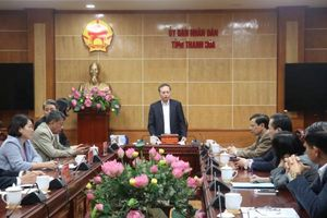 Thanh Hóa : Thẩm định xét, công nhận xã đạt chuẩn nông thôn mới, nông thôn mới nâng cao đợt 2 năm 2020
