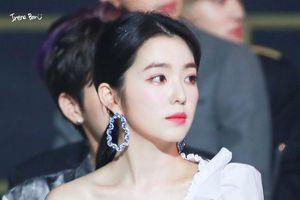 Irene (Red Velvet) bị nghi chửi rủa 1 phóng viên suốt 20 phút?