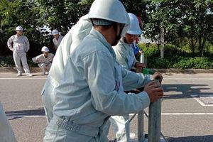 Hội thao nghiệp vụ cứu nạn, cứu hộ chữa cháy tại Khu Công nghiệp Quang Minh