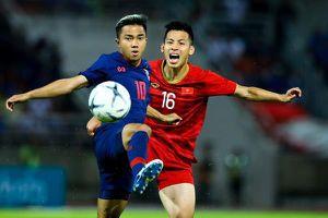 Thái Lan thu hẹp khoảng cách với Việt Nam trên BXH FIFA