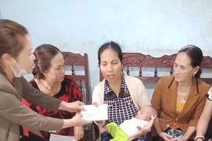Hỗ trợ chăm sóc trẻ em suy dinh dưỡng