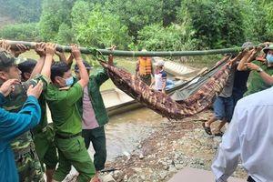 Vụ sạt lở thủy điện Rào Trăng 3: Phát hiện thêm 1 thi thể công nhân nằm dưới lớp đất đá