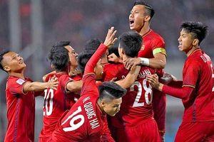 Đội tuyển Việt Nam vững chắc trong top 15 châu Á, Bỉ đứng đầu thế giới