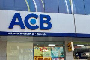 Nợ xấu của ACB tăng tới 71% trong 9 tháng đầu năm
