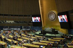 Ngày Liên hợp quốc 24/10: Nâng cao vai trò của Liên hợp quốc trong thời kỳ mới
