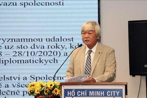 Vun đắp tình hữu nghị truyền thống giữa nhân dân hai nước Việt Nam - Cộng hòa Séc