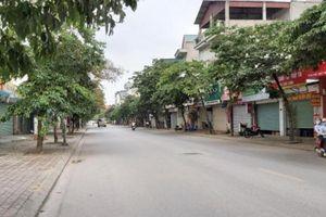 Hà Nội cấm đường Việt Hưng, các phương tiện đi hướng nào?
