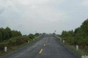 Hơn 10.500 tỷ đồng xây dựng tuyến đường bộ ven biển qua Cà Mau
