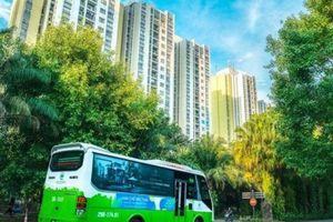 Giao thông thông minh tại thành phố xanh Ecopark