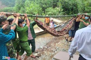 Phát hiện thêm 1 thi thể công nhân được tìm thấy tại thủy điện Rào Trăng 3