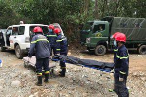 Tìm thấy thêm 2 thi thể công nhân ở thủy điện Rào Trăng 3