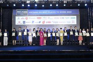 Tăng 10 hạng, Sanofi Việt Nam lần thứ 6 liên tiếp được vinh danh trong Top 100 Nơi làm việc tốt nhất Việt Nam