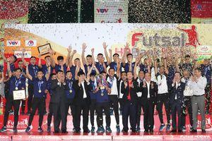 Vượt qua Covid-19, Futsal HDBank vô địch quốc gia 2020 kết thúc ấn tượng