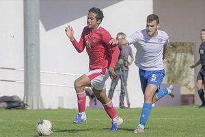 Đối thủ của U-22 VN từ Croatia qua Pháp dự Toulon Cup