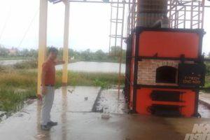 Xây lò đốt rác tiền tỷ bỏ hoang, Chủ tịch UBND huyện Phước Long nói gì?