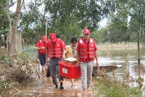 Cứu trợ cần an toàn, đúng đối tượng, đúng nhu cầu
