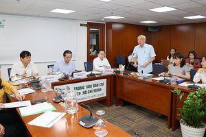 Chính quyền đô thị là đề án TPHCM ấp ủ từ lâu