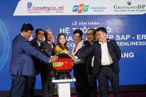 DP Consulting vận hành hệ thống số quản trị doanh nghiệp SAP ERP B1