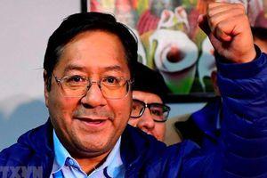 Bầu cử Bolivia: Ứng viên đảng MAS giành chiến thắng chính thức, cựu Tổng thống Morales tới Venezuela