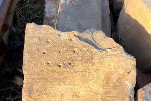 Phát hiện dấu vết phù thủy trong tàn tích nhà thờ cổ ở Anh
