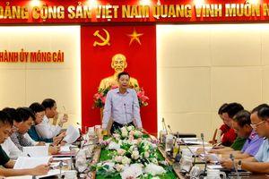 TP Móng Cái: Đồng bộ công tác phòng, chống tham nhũng, lãng phí