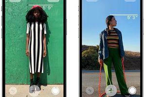 Hướng dẫn đo chiều cao bằng iPhone 12 Pro