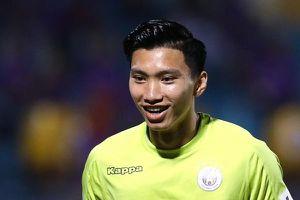 Văn Hậu trở lại V.League sau hơn một năm