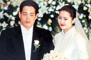 Vén màn hôn nhân của các ngôi sao giải trí ở gia tộc Samsung