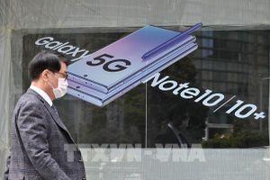 Samsung thống trị thị trường smartphone 5G ở Tây Âu