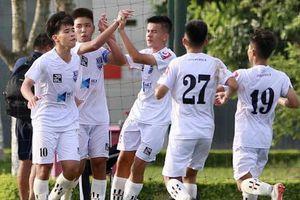Nam Định và HAGL chuẩn bị tham dự giải đấu mới của VFF