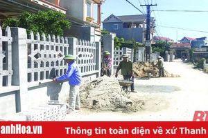 Sức mạnh từ ý Đảng, lòng dân trong xây dựng nông thôn mới