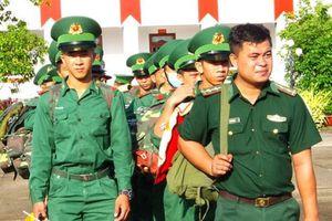 Cà Mau tăng cường lực lượng phòng, chống dịch COVID-19 tuyến biên giới