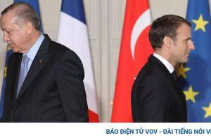 Pháp triệu hồi Đại sứ tại Thổ Nhĩ Kỳ sau phát ngôn của Tổng thống Erdogan