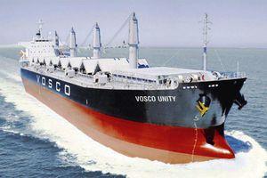 Ông lớn vận tải biển chìm sâu trong thua lỗ, giá cổ phiếu chạm đáy