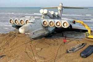 'Quái vật biển Caspi' hồi sinh