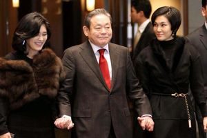 Các ái nữ tài năng của gia tộc Samsung