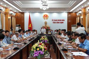 Bình Định khẩn trương sơ tán dân khỏi khu vực nguy hiểm