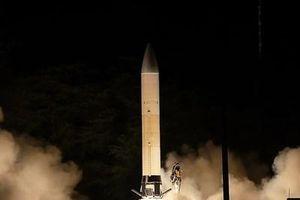 Khi nào Mỹ sẽ đưa vũ khí siêu thanh đầu tiên vào trực chiến?